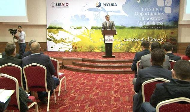 Foreign businesses interested to invest in Kosovo's agriculture