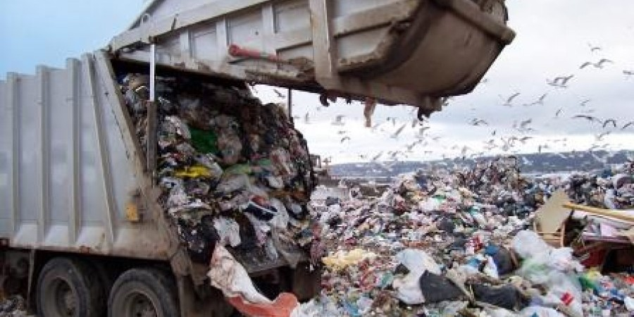 Around 75% of Cyprus' waste disposed in landfills