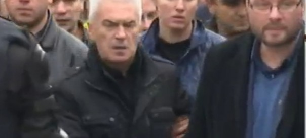 Bulgaria's Ataka leader Siderov arrested on hooliganism and assault charges