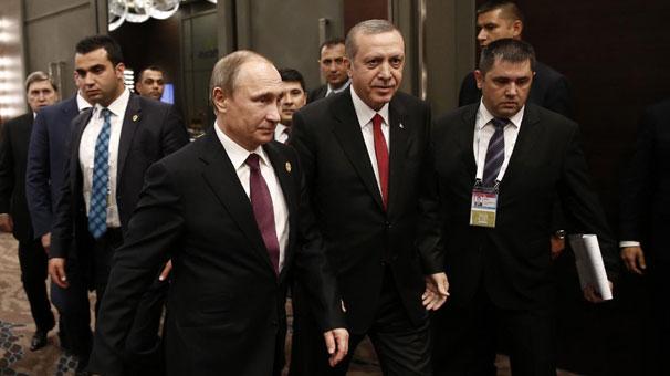Erdogan-Putin meeting; They agreed to disagree on Syria