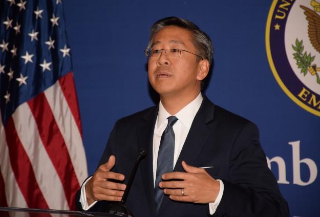US ambassador in Tirana denounces problems with Albanian justice