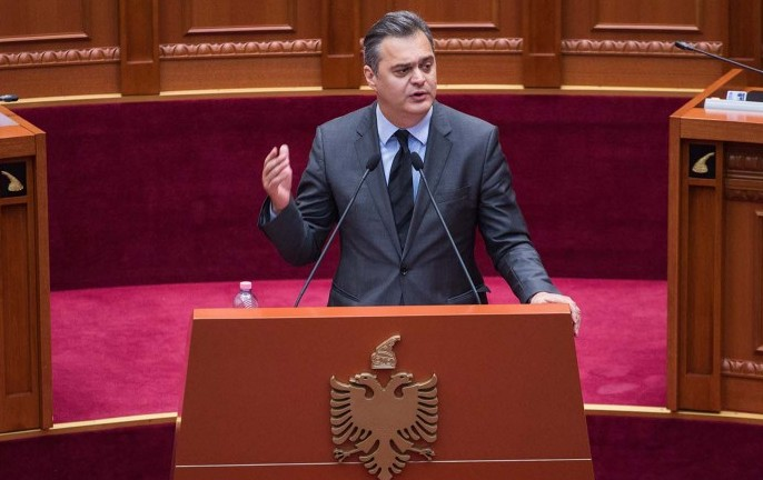 """""""Albanian parliament is filled with incriminated people"""""""