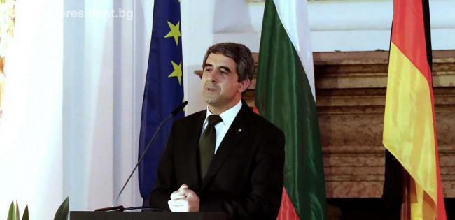 Bulgarian President: Europe has historic opportunity to invest in economic progress, political stability in the Balkans