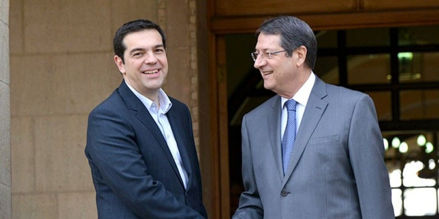 Nicosia and Athens align policies ahead of informal EU meeting in Malta