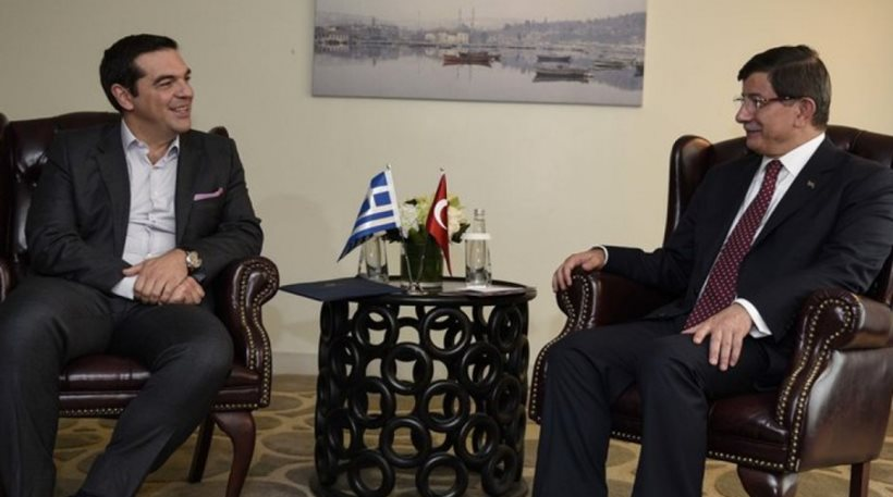 Tsipras' visit to Turkey puts all issues of Greek-Turkish relations on the table, not just the refugee crisis