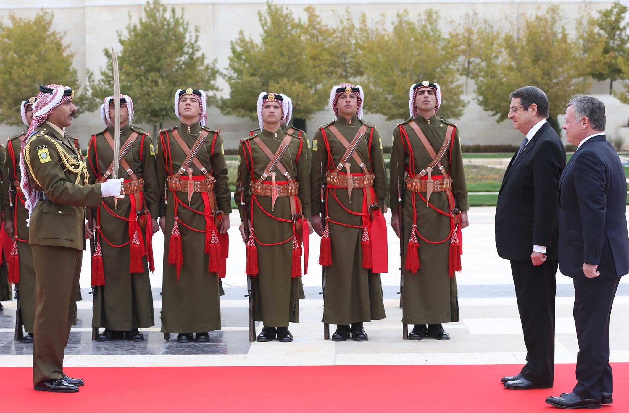 Six fields of cooperation between Jordan and Cyprus