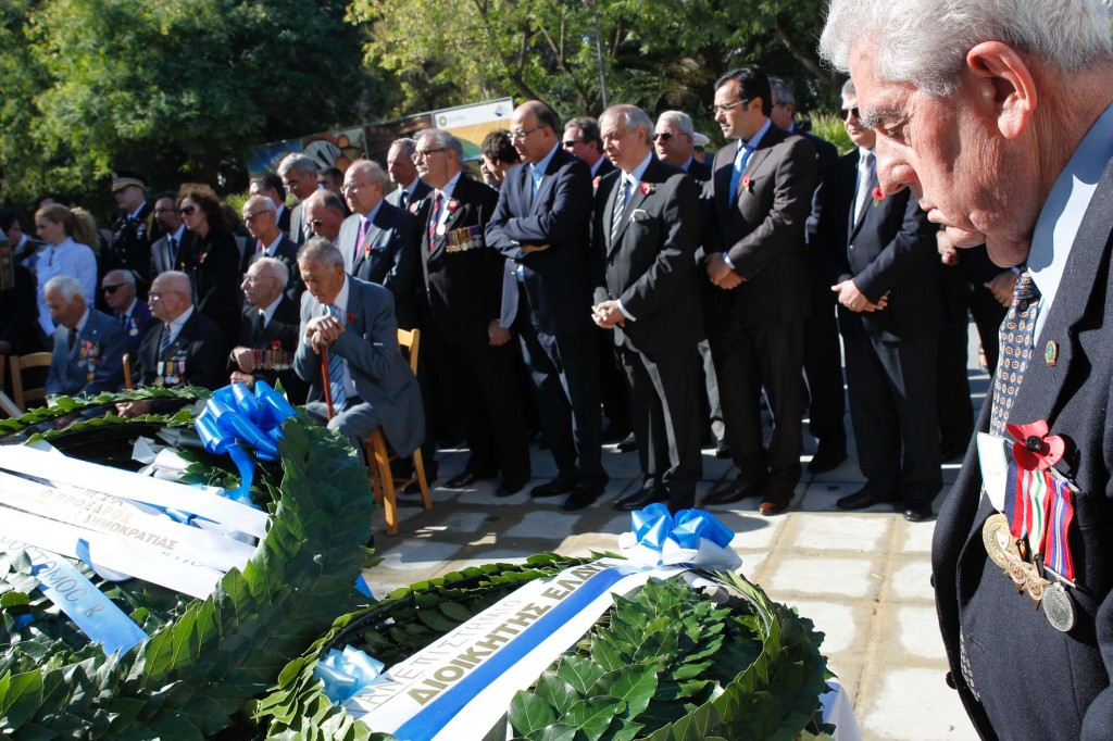 Cyprus commemorates Remembrance Day
