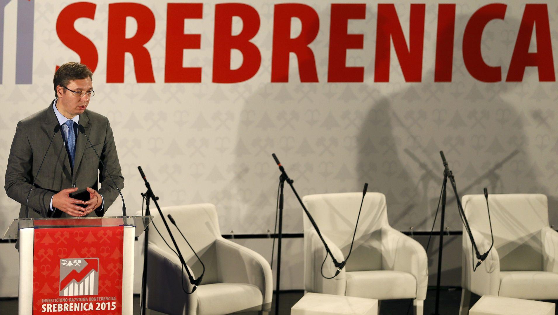 Srebrenica will see better days