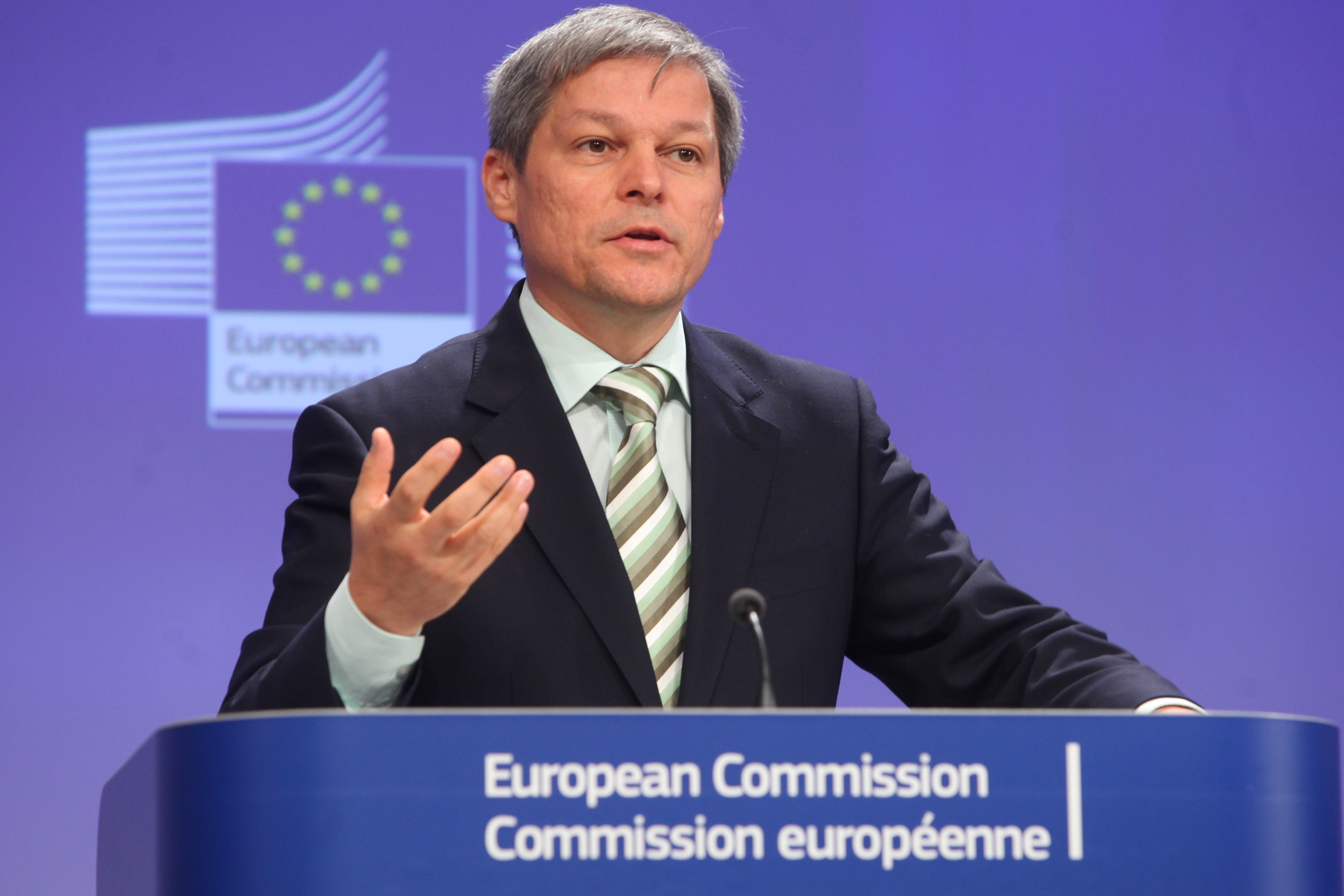 Former European Commissioner is Romania's appointed prime-minister