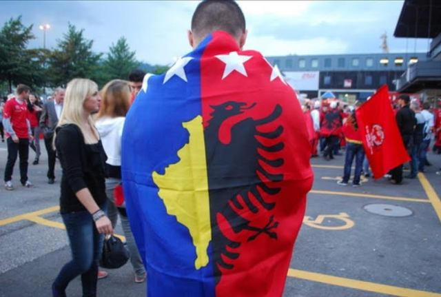 Albania and Kosovo will play each other to celebrate Albania's qualification in the Euro 2016