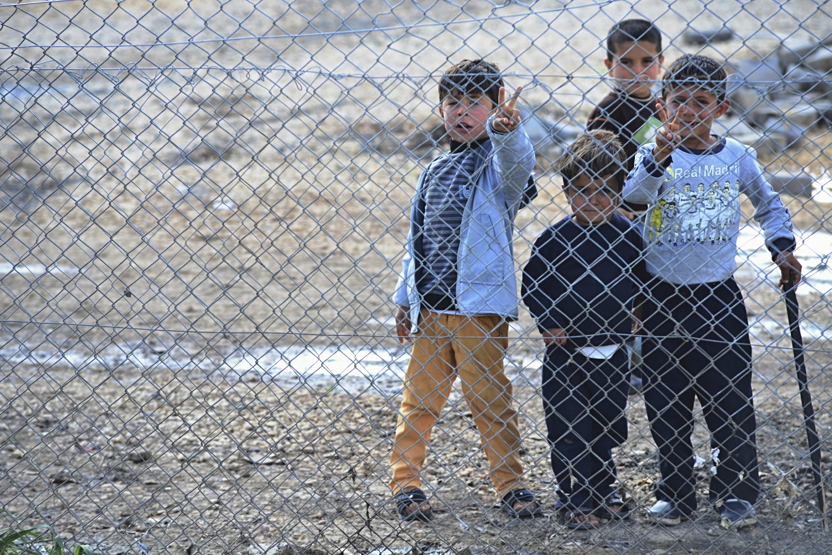 400,000 Syrian kids in Turkey not in school, report says