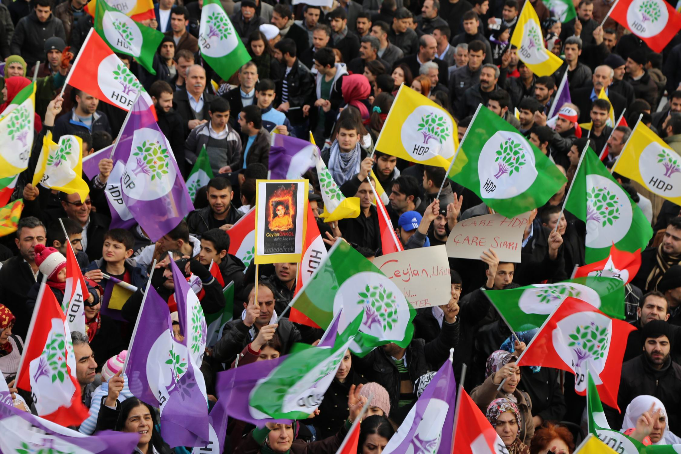 HDP ready to discuss freedom-based constitution but not presidential system