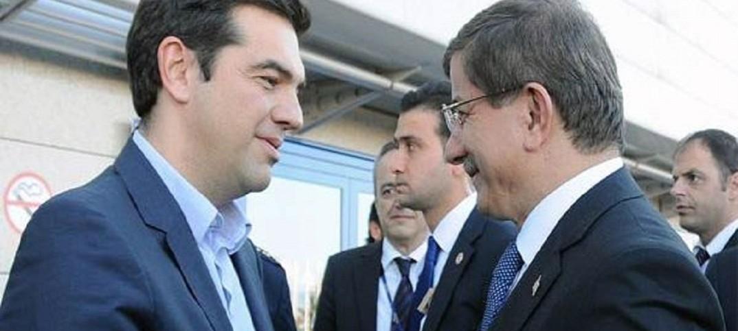 On 17 November the Tsipras visit to Turkey.