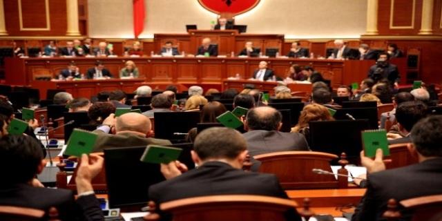 Parliament votes the 2014 actual budget