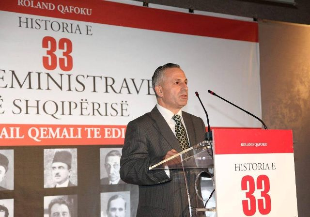 The history of 33 prime ministers of Albania