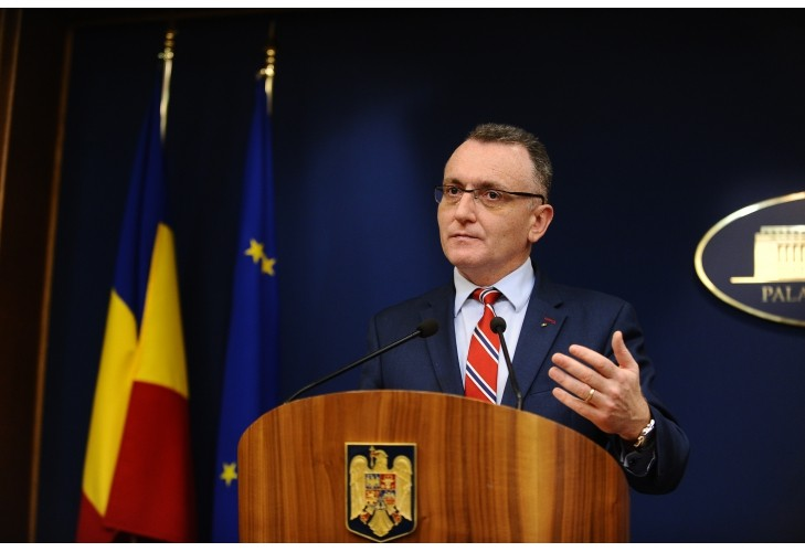 Romanian Education Minister becomes interim Prime Minister