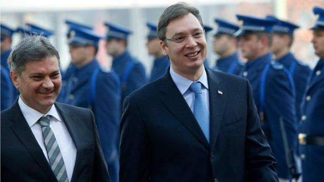 """""""Historic session"""" further divides Serbs in BiH"""