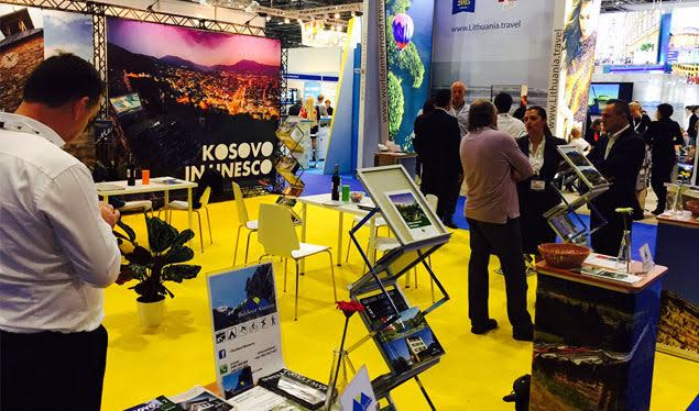 Kosovo's tourism is promoted in the London Fair