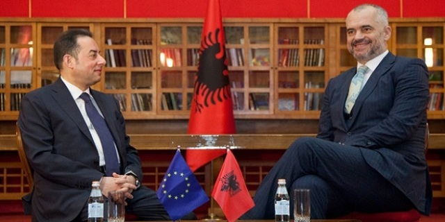 Albania must launch accession talks with the EU next year, Albanian PM says