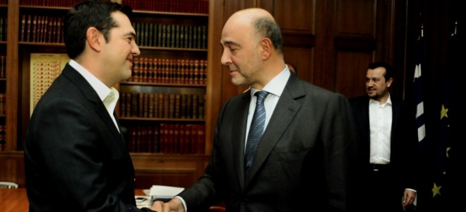 Commissioner Moscovici gives Greece six days to wrap up prior actions