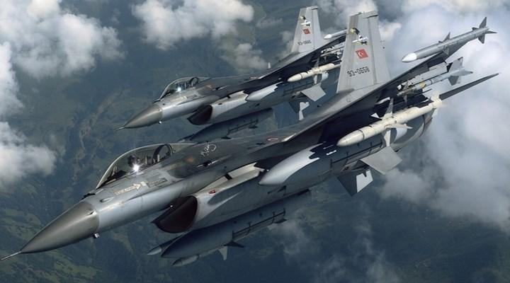 Turkish warplanes shell PKK camps in northern Iraq