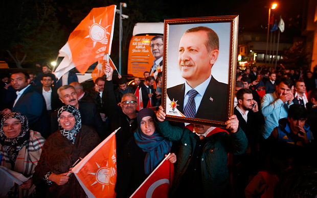 10 factors explaining how the AKP made a comeback in Turkey's Nov 1 election