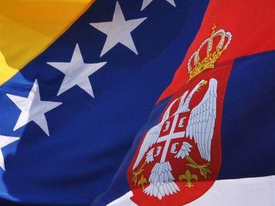 Serbian Government delegation arrives in Sarajevo