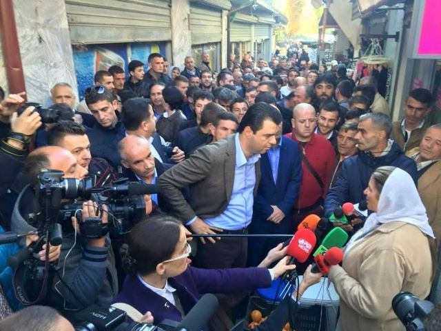 "Opposition leader calls for ""civil disobedience"""