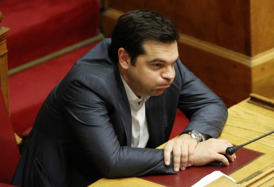 Greek government searching for offsetting measures