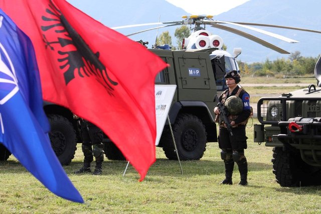 Albanian military buys new equipment for air and land forces PHOTOS