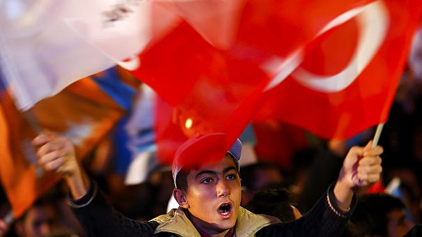 What brought the impressive victory of the AKP in Turkey
