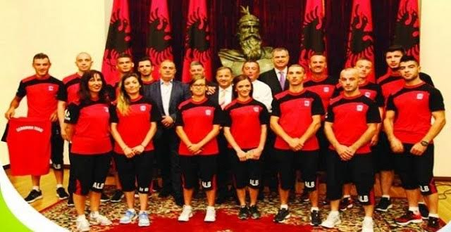 The 10 sportsmen of 2015 announced in Albania