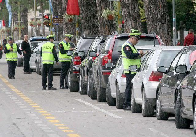 Progressive fines in road circulation