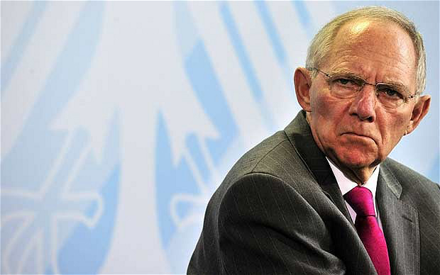 Schäuble throws new accuses against Greece, this time for the refugee problem