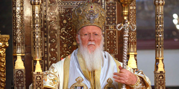 Ecumenical Patriarch asks for solidarity for the refugees