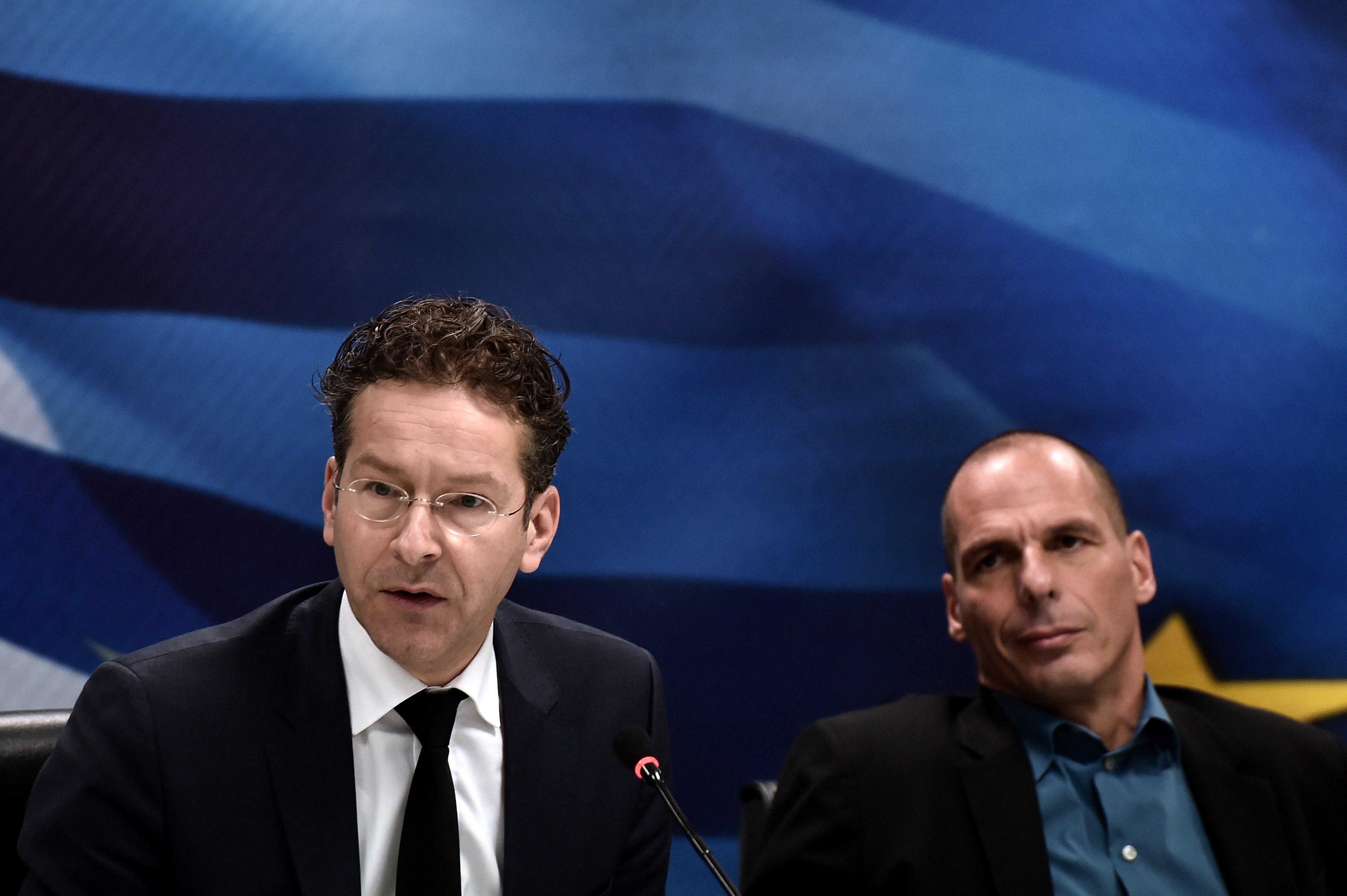 """Yes, I wanted Varoufakis removed"",Dijsselbloemadmits"
