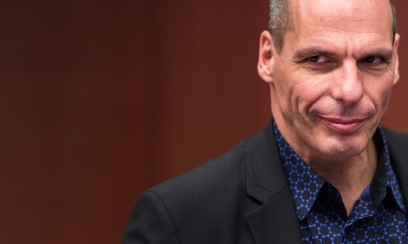 "Varoufakis forms new party for ""democracy on Europe"""