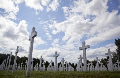 EU finance processing of war crimes in BiH