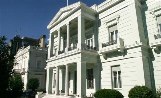 Greek ambassador in Prague recalled