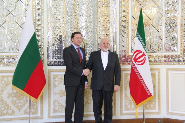 Foreign ministers: Bulgaria could be gateway for Iranian natural gas to Europe