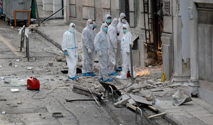 """The «Peoples' Fighters Group"""" claimed responsibility for the explosion on SEV"""