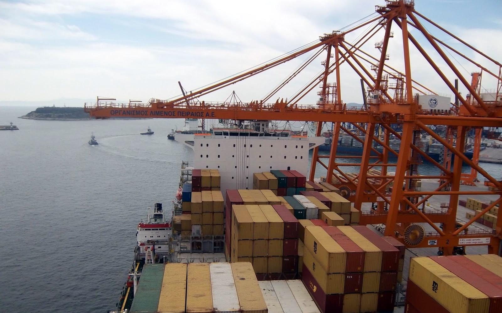 Final bid for the port of Piraeustoday