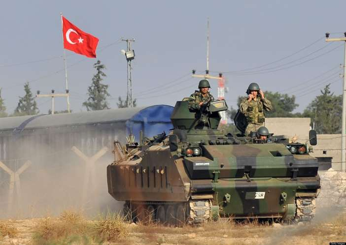 Turkey withdrew its troops from the outskirts of Mosul