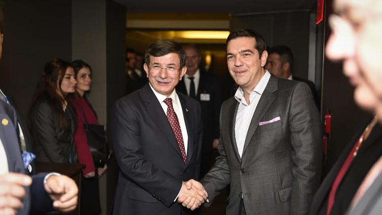 Athens asks Ankara to help reduce the migrant flow