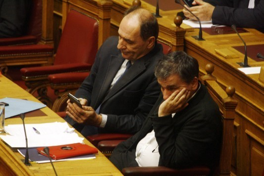 """Creditors forced the Greek government to postpone the """"parallel social plan"""""""