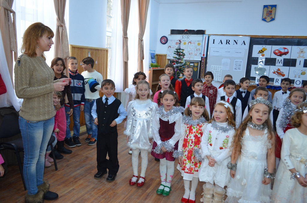 """Christmas parties are """"expelled"""" from Romanian schools for safety reasons"""