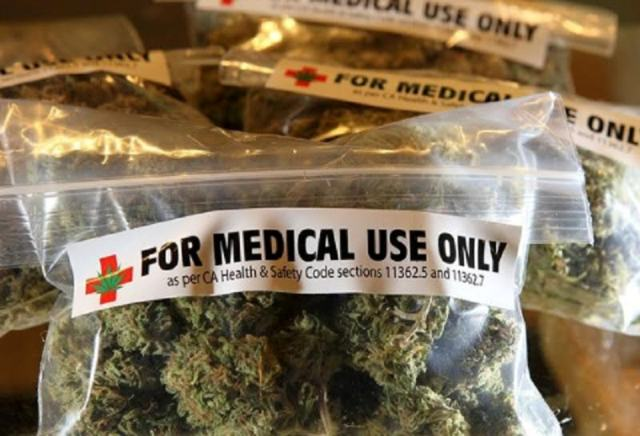 A law on cannabis for medical purposes