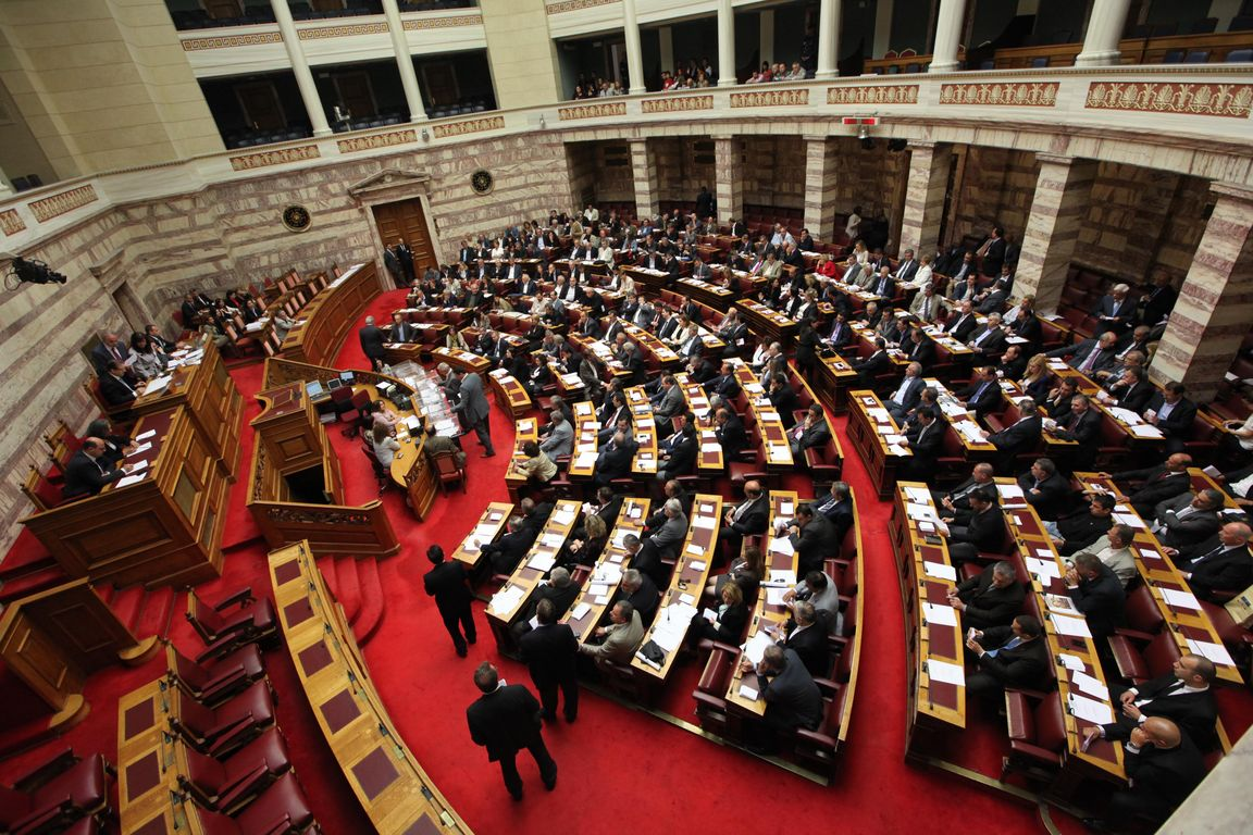 Homophobic rant of ANEL MP in the House brings the strong reaction of SYRIZA MP