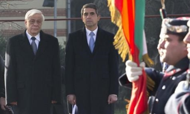 Pavlopoulos to Plevneliev: Greece will support Bulgaria's joining euro