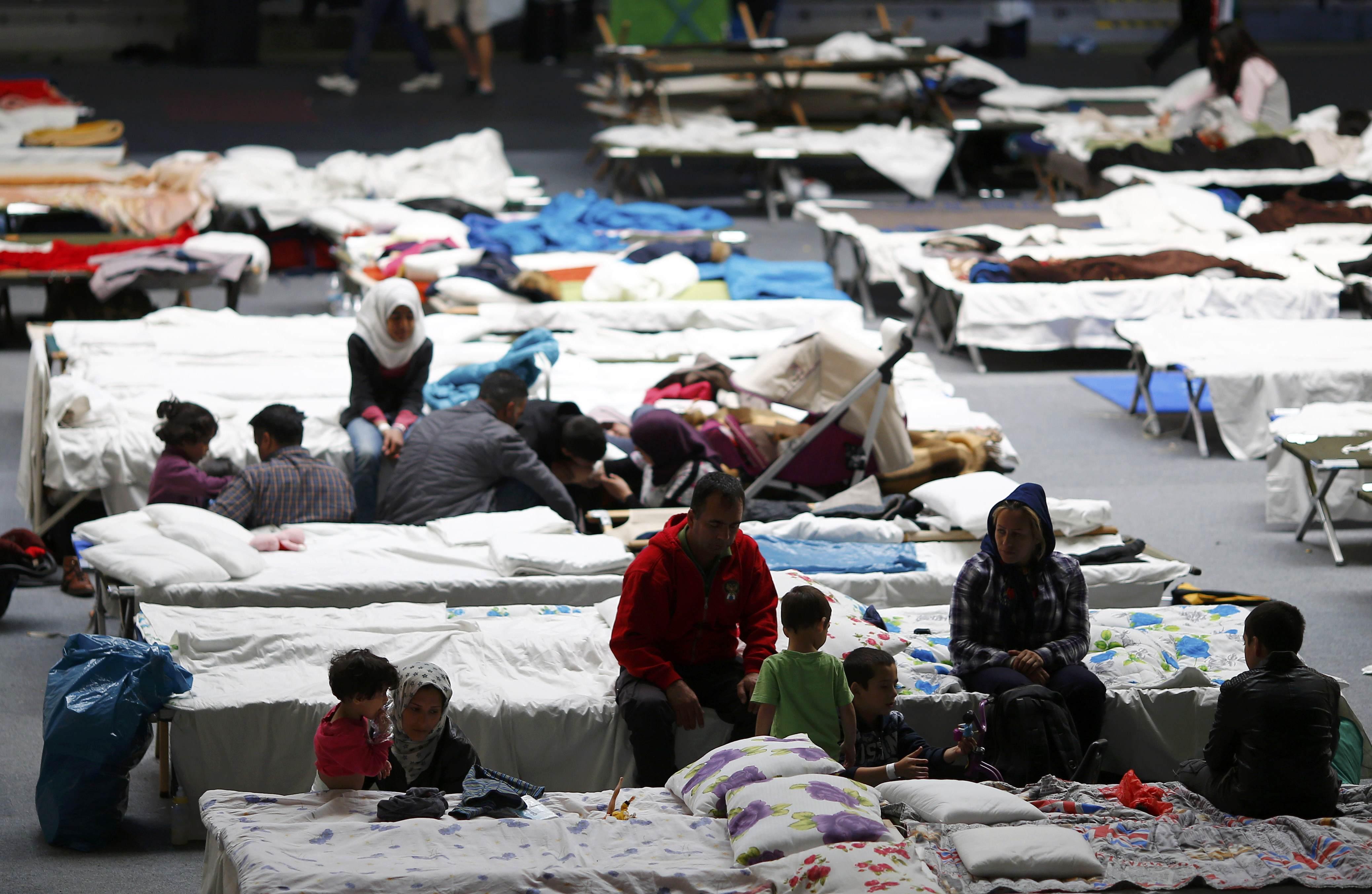 European ultimatum for the Refugee issue